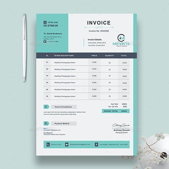 Invoice Word
