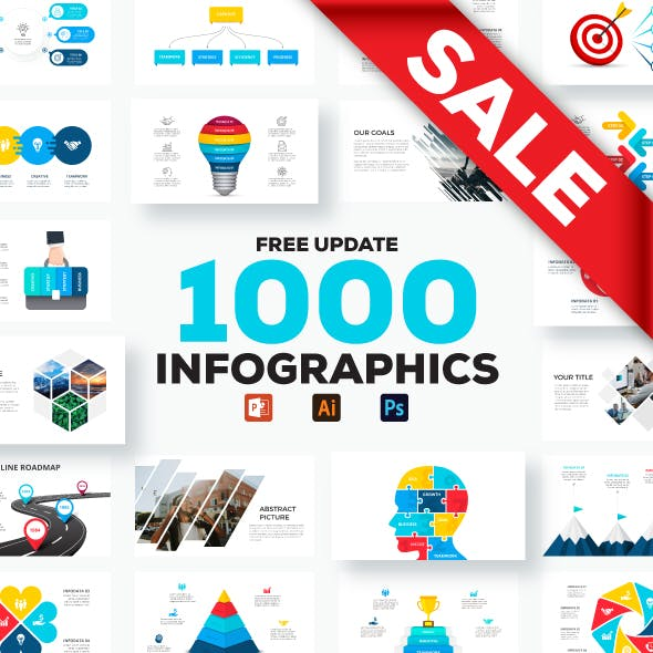 Graphics, Designs & Templates from GraphicRiver