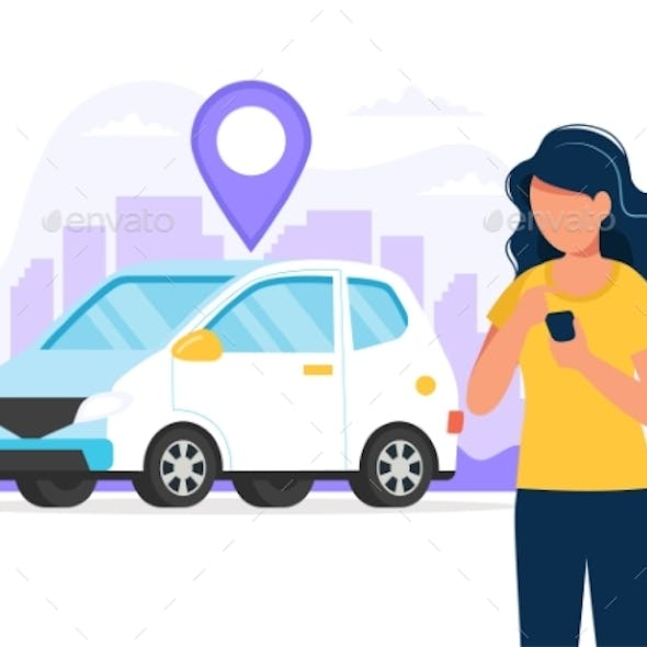 Carsharing Concept