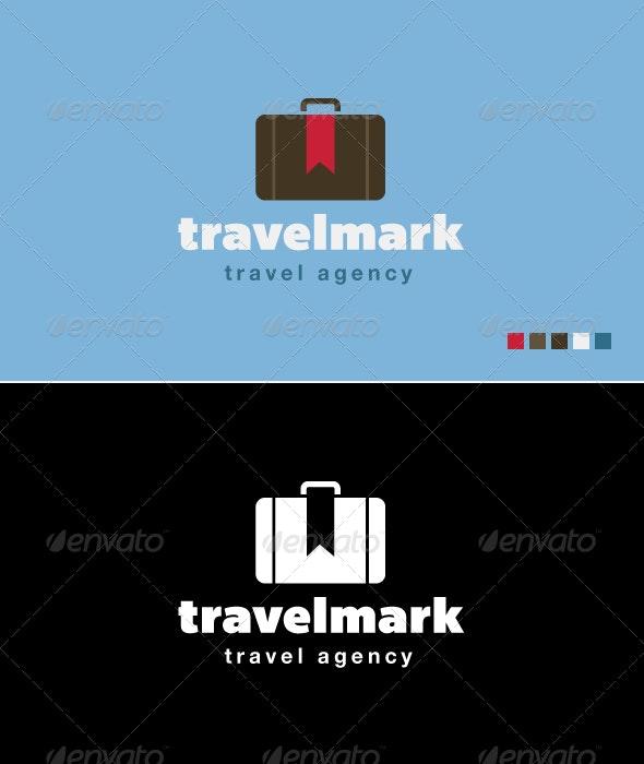 Travelmark - Logo Template - Objects Logo Templates