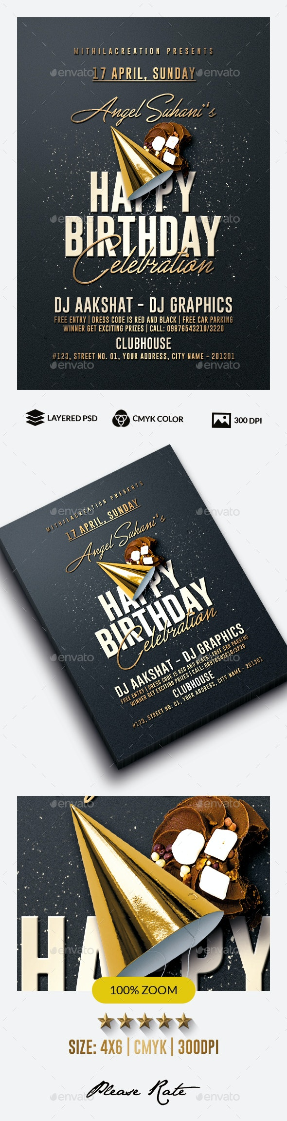 Birthday - Clubs & Parties Events