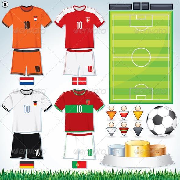 Euro 2012 Group B