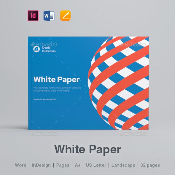 Landscape White Paper