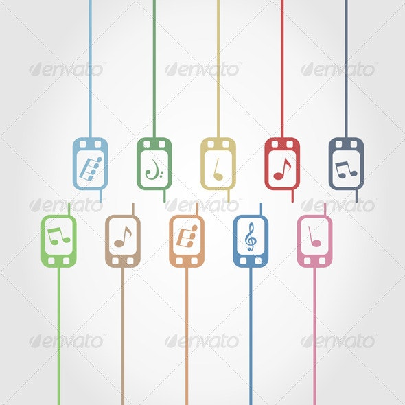 Phone music - Communications Technology