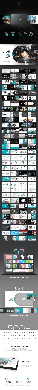 Simpl Keynote - Keynote Templates Presentation Templates