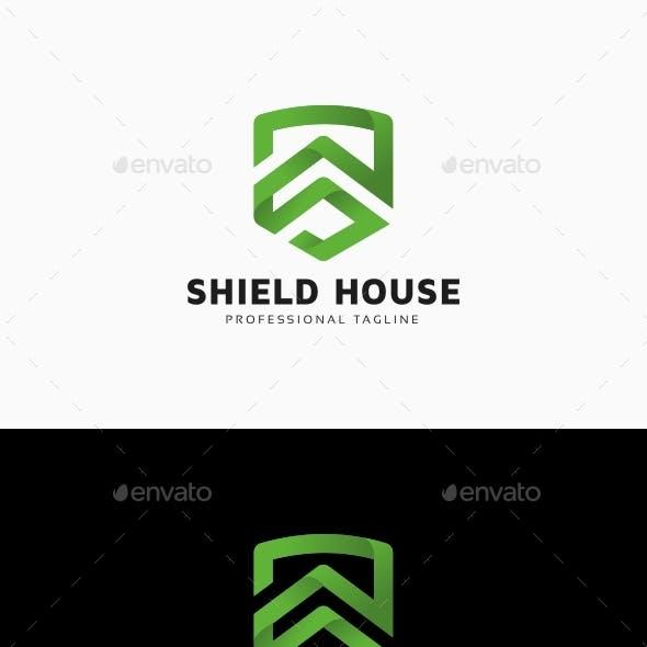 Shield House Logo