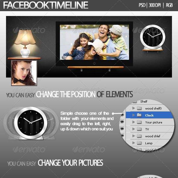 Shelf Facebook Timeline Cover