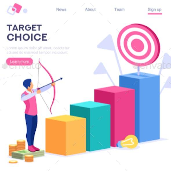 Marketing Target Choice Concept