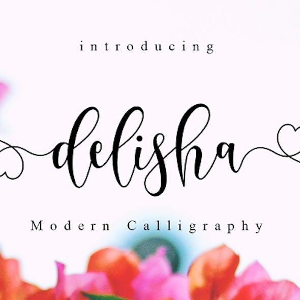 Delisha Script