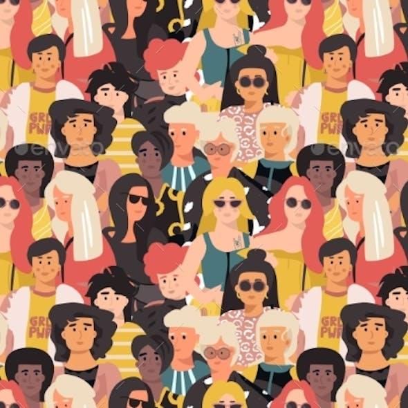Women Pattern.