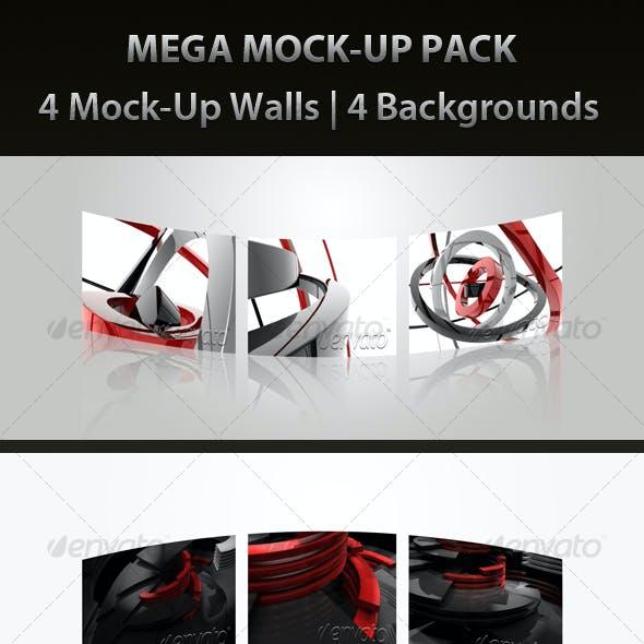 MEGA MOCK-UP PACK