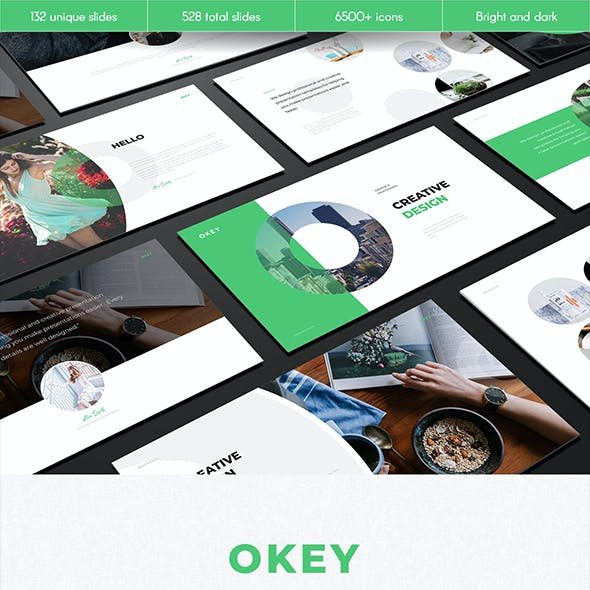 Okey Multipurpose Google Slides Template