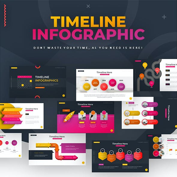Timeline Infographic Powerpoint