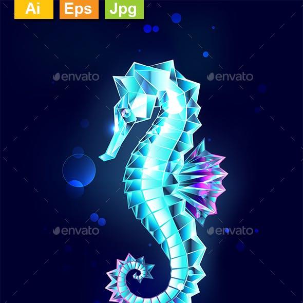 Ice Seahorse