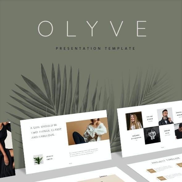 Olyve Keynote