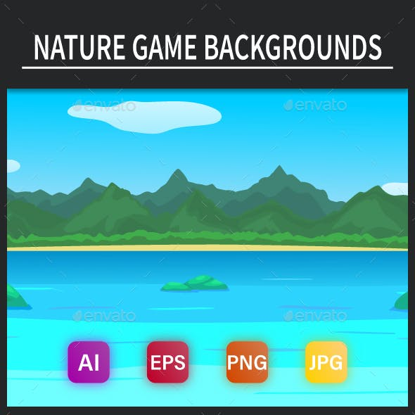 Nature Game Backgrounds