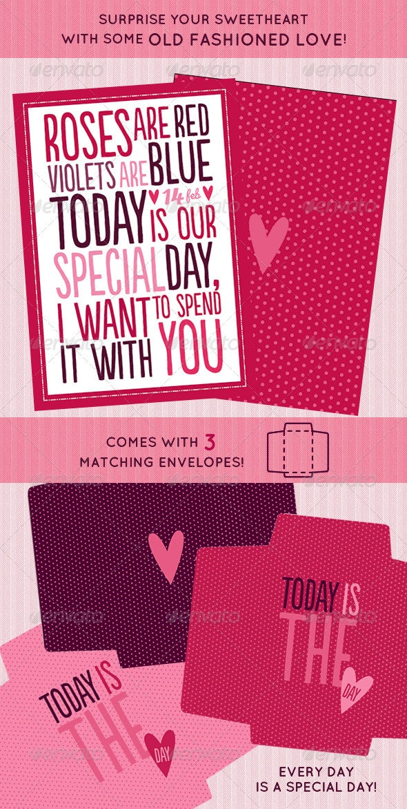 Special Anniversary Kit - Cards & Invites Print Templates