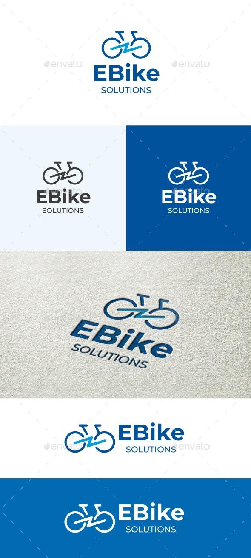 EBike - Sports Logo Templates