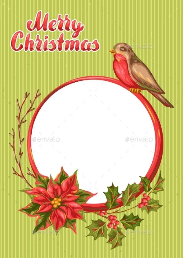 Christmas Frame.Merry Christmas Frame Design