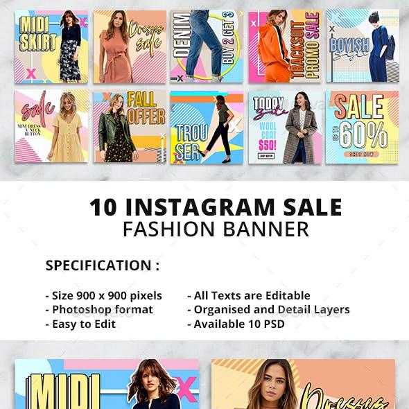 Instagram Fashion Banner #21
