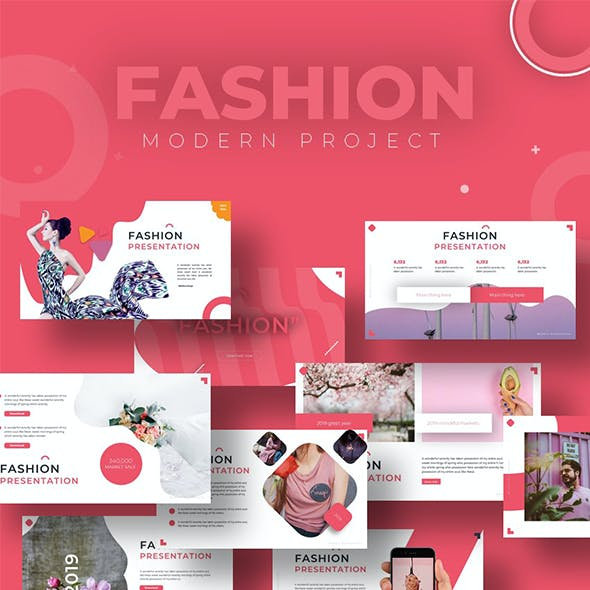 Fashion Modern Powerpoint