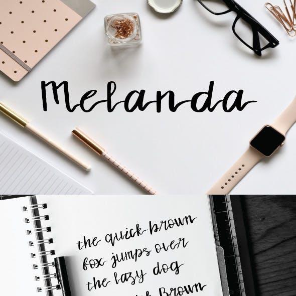 Melanda Font