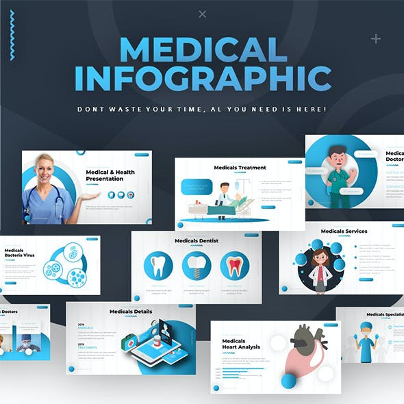Medical Infographic Powerpoint
