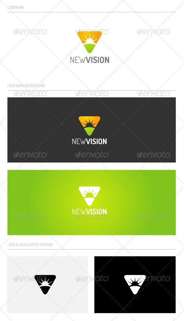 Newvision - Nature Logo Templates