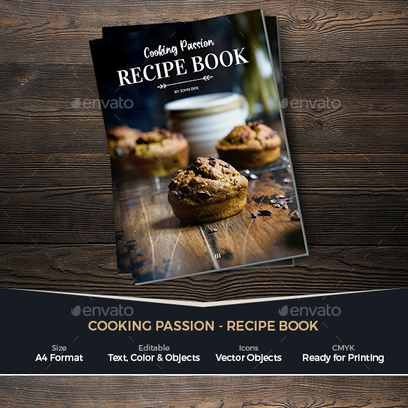 Recipe Book - Cook Book