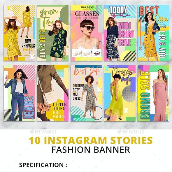 10 Instagram Stories Ads