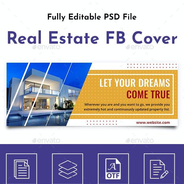 Real Estate FB Cover