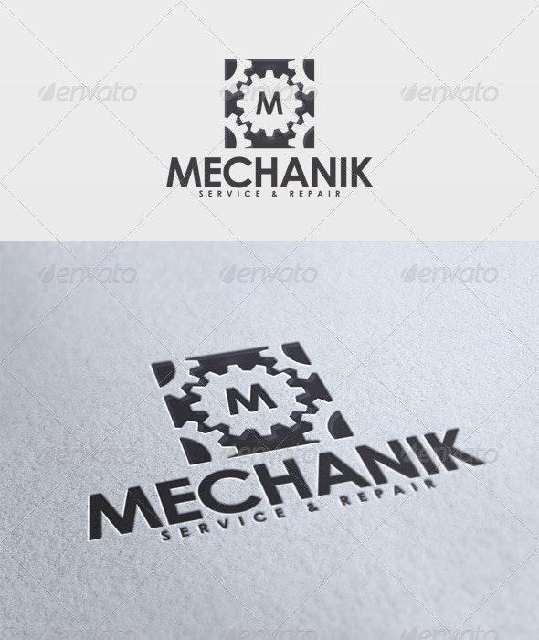Mechanik Logo - Symbols Logo Templates