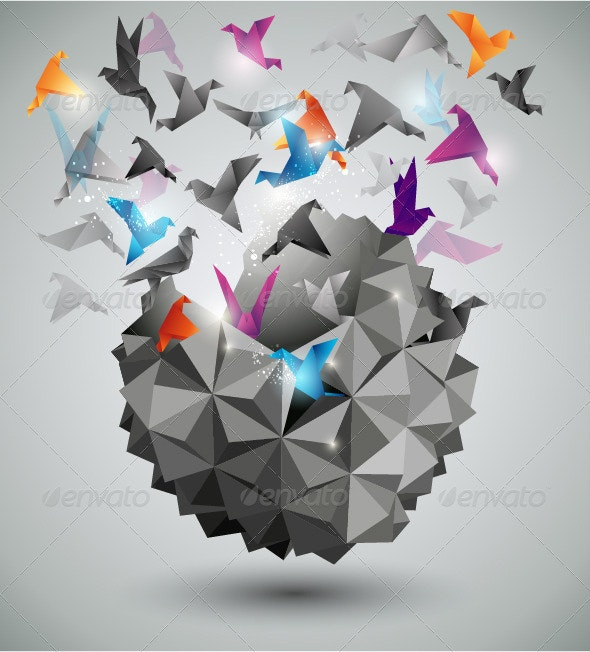 Paper Freedom - Backgrounds Business