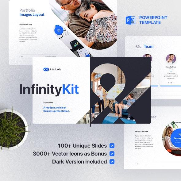 InfinityKit Presentation Template - Business PowerPoint Templates