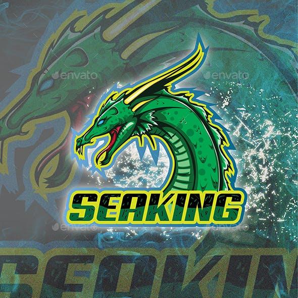 Sea King - Esport Logo