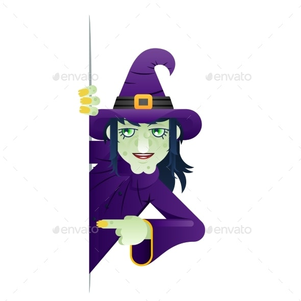 Scary Witch Support Help Consultation Advice - Halloween Seasons/Holidays