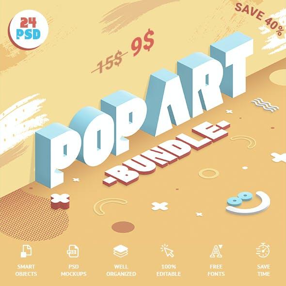 Pop Art Bundle