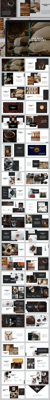 Gayo Coffee Keynote Template - Creative Keynote Templates