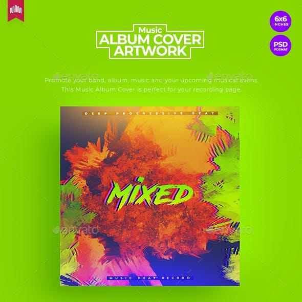 Mixed - Music Album Cover Artwork