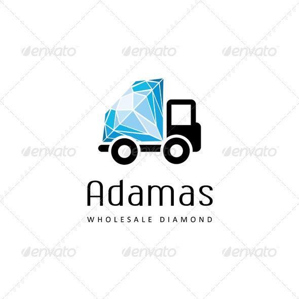 Adamas - Objects Logo Templates