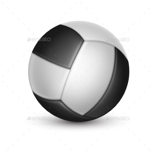 Volleyball - Man-made Objects Objects