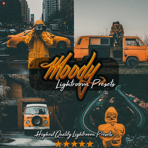 Moody Pro Preset
