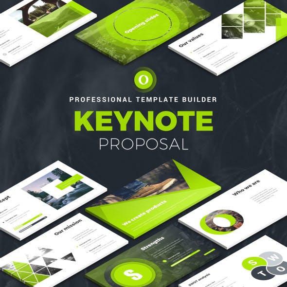 Keynote Proposal