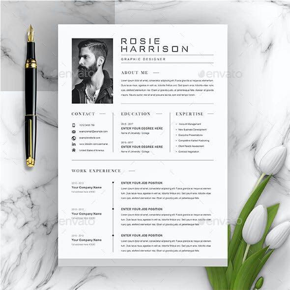 Word CV Template