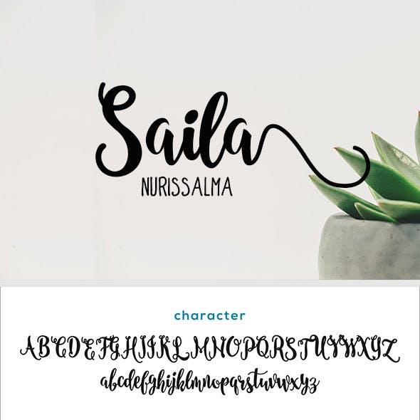 Saila Nurissalma - Two Fonts