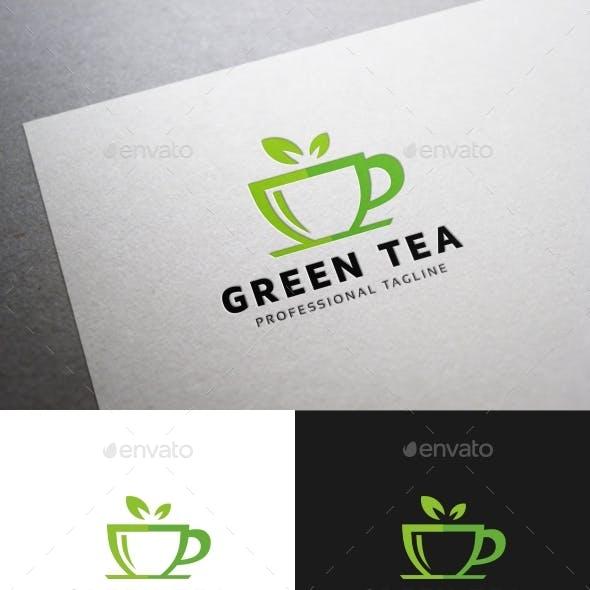 Green Cup Tea Logo