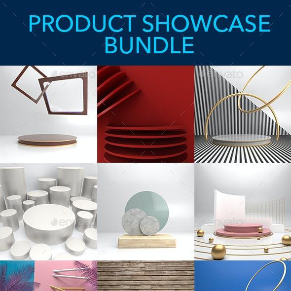 51 3d Product Showcase Background Bundle