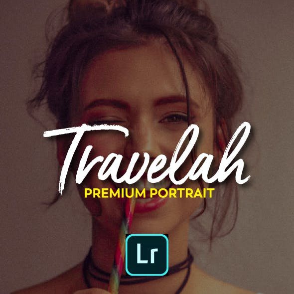 20 Portraits Collection Lightroom Presets