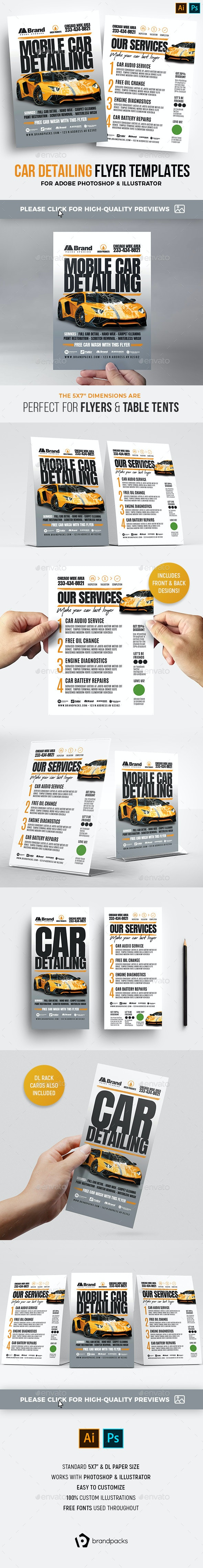Car Detailing Flyer Template from graphicriver.img.customer.envatousercontent.com