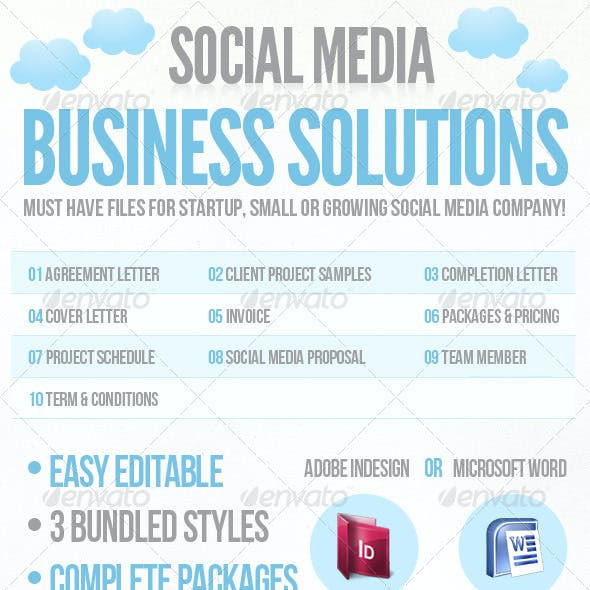 Social Media Business Solution